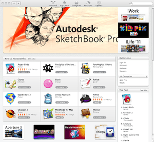 Apple Mac App Store