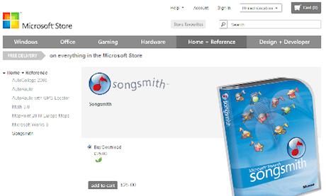 Microsoft Songsmith