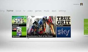 Xbox TV service