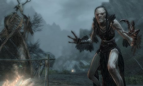 Elder Scrolls V: Skyrim – review | Games | The Guardian