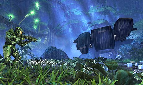 Halo Combat Evolved Anniversary – review | Games | The Guardian