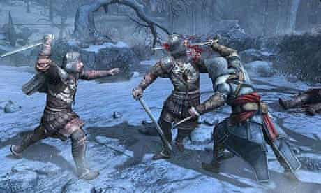 Assassin S Creed Revelations Review Assassin S Creed The
