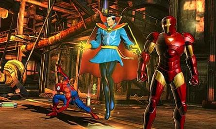 Ultimate Marvel Capcom 3