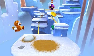 Super Mario 3D Land – review | Games | The Guardian