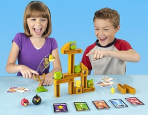 Games Xmas gift guide: Angry Birds board game