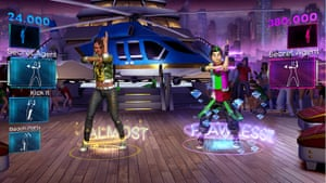 Games Xmas gift guide: Dance Central 2