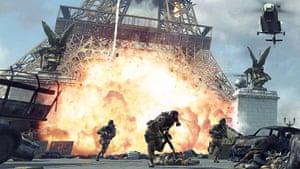 Games Xmas gift guide: Modern Warfare 3