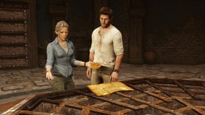 Games Xmas gift guide: Uncharted 3