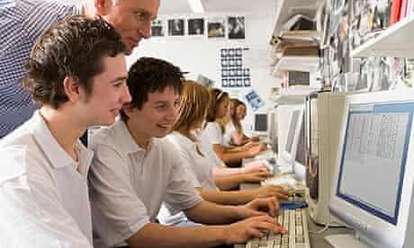 Computers classroom