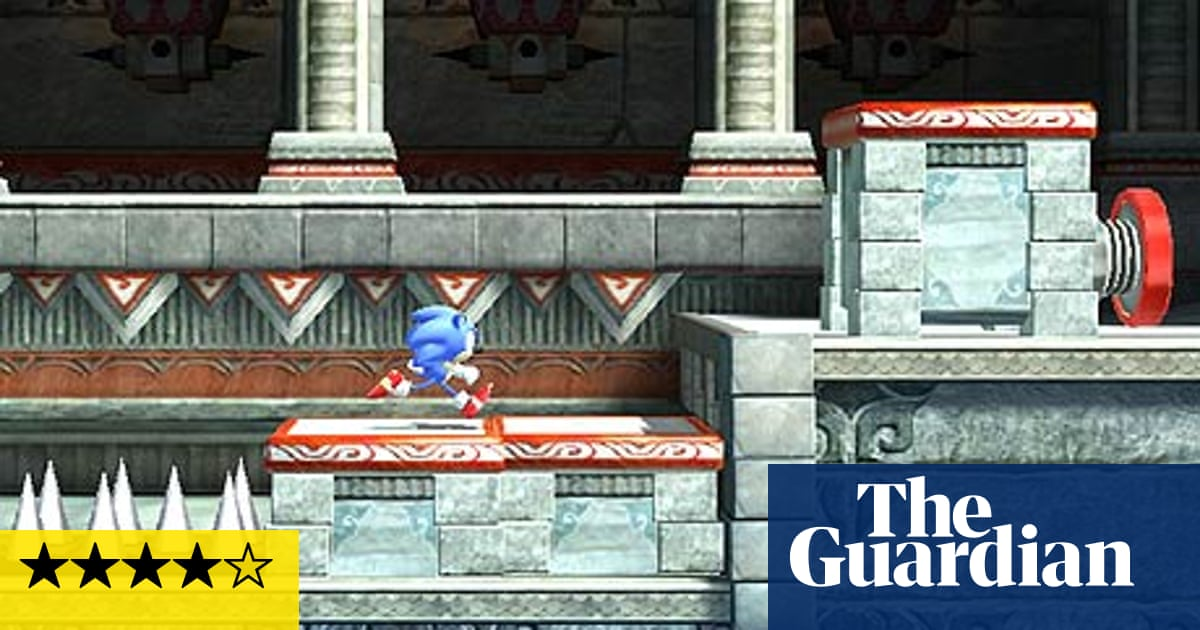 Sonic Generations – review | Games | The Guardian