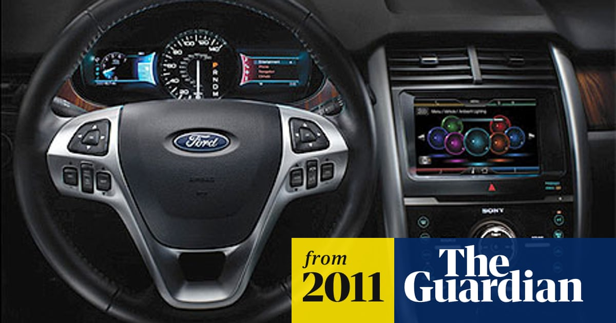 MyFord Touch problems: Ford to issue upgrade | Technology | The Guardian