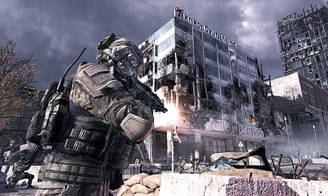 Call of Duty: Modern Warfare 3 – review | Games | The Guardian