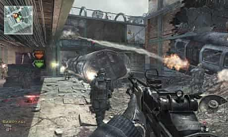 Call Of Duty Modern Warfare 3 Review Games The Guardian