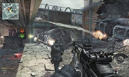 Call Of Duty Modern Warfare 3 Review Call Of Duty The Guardian