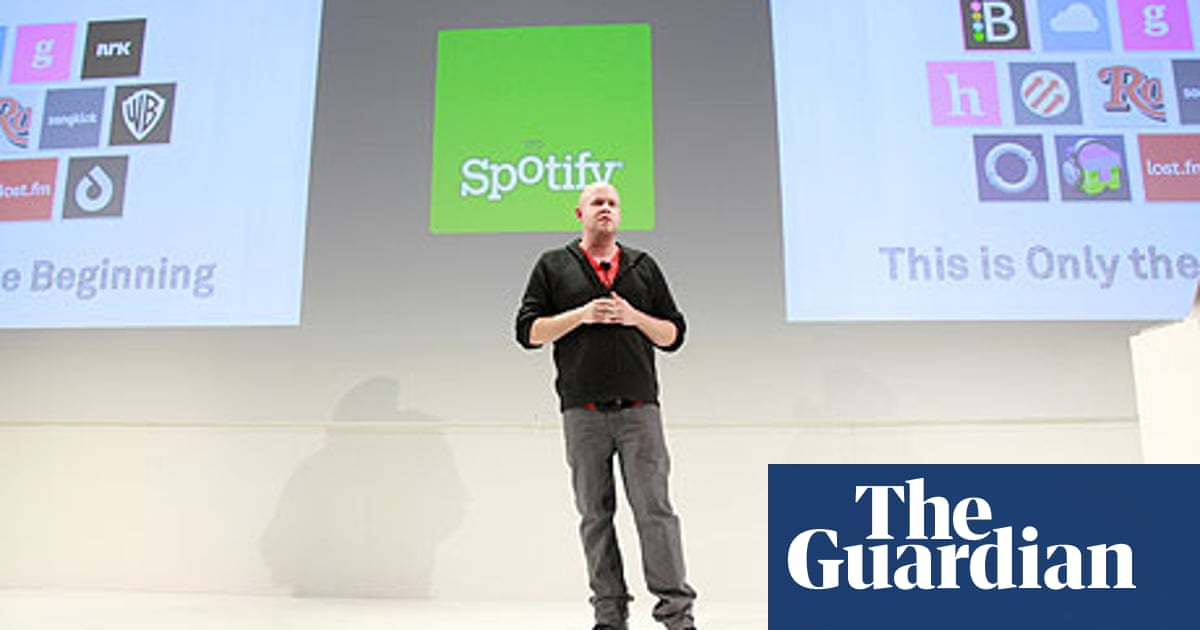 Spotify amps up iTunes rivalry with its own apps platform