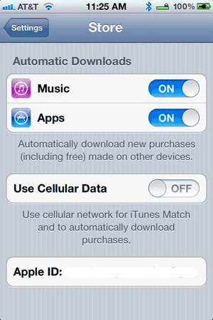 iPhone download setting doesn't stop downloads - and can cost users