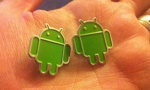 Android badges