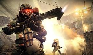 Killzone: Shadow Fall – review | Games | The Guardian | 300 x 180 jpeg 14kB