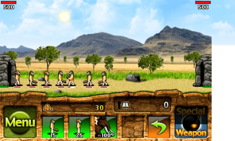 Screenshot from Android Market of Joyworld's World Wars