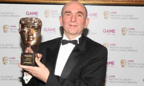 Bafta game awards 2011: Peter Molyneux