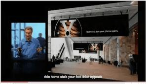 Bertrand Serlet at WWDC 2006