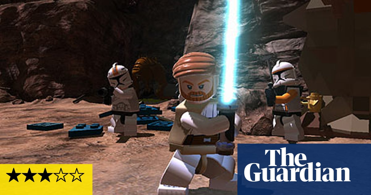 Lego Star Wars III: The Clone Wars – review | Games | The Guardian