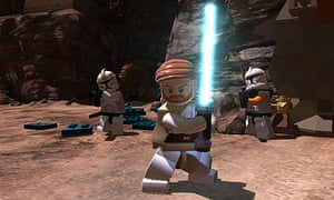 Lego Star Wars Iii The Clone Wars Review Games The Guardian