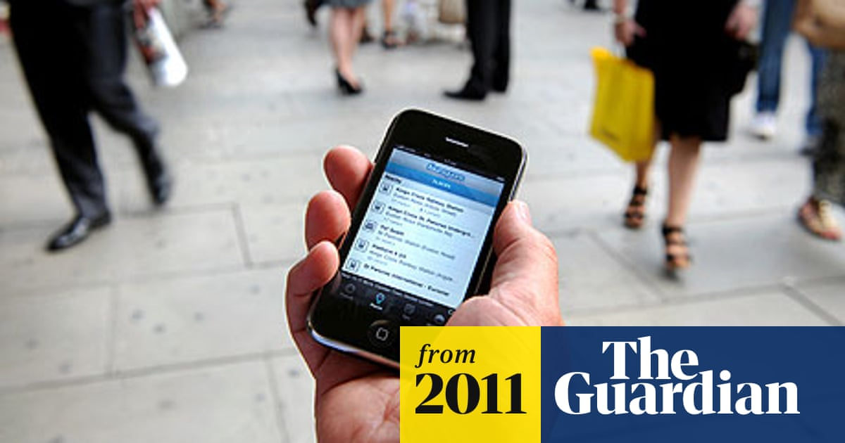 iPhone keeps record of everywhere you go | Technology | The