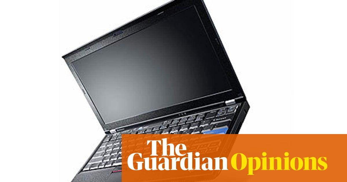 My new Ubuntu-flavoured ThinkPad is computing heaven   Cory
