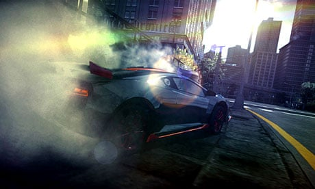 Ridge Racer Unbounded – preview | Technology | The Guardian