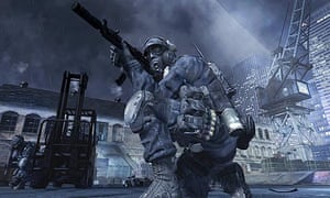 Modern Warfare 3: what does it take to work on the world's