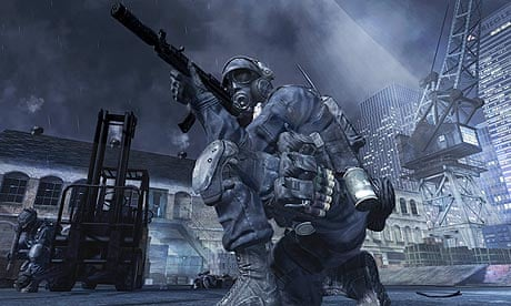 Modern Warfare 3: what does it take to work on the world's biggest