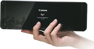Canon Image Formula