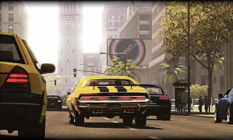 Driver San Francisco Preview Games The Guardian