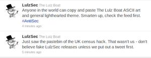 Lulzsec denies census hack