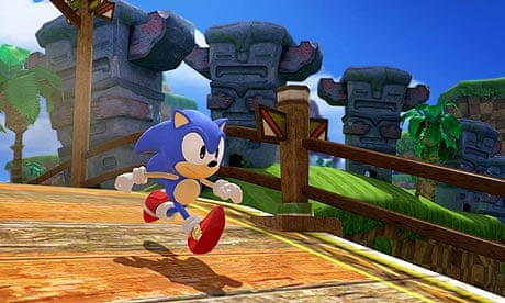 Sonic At 20 Sega S Little Blue Mascot Is Still Going Strong Games The Guardian