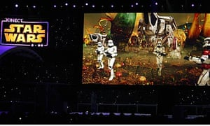 E3 2011: Microsoft talks Halo, Star Wars and new Kinect