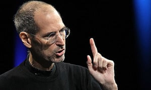 Steve Jobs resigns as chief executive from Apple