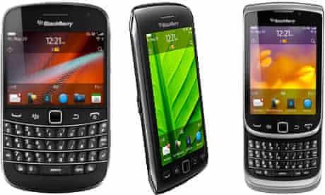 BlackBerry new models