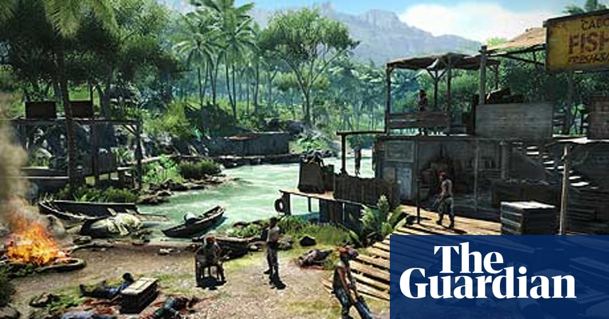 Far Cry 3 Interview Morality And Realism In Shooting Games Technology The Guardian