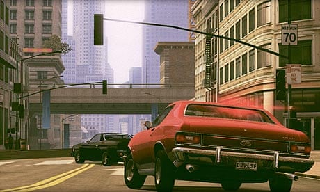 Driver San Francisco Review Games The Guardian