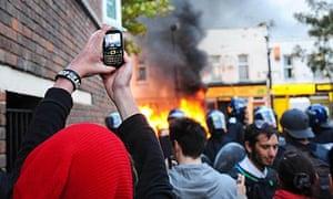 Riots mobile