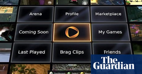 OnLive cloud gaming launches in UK   Games   The Guardian