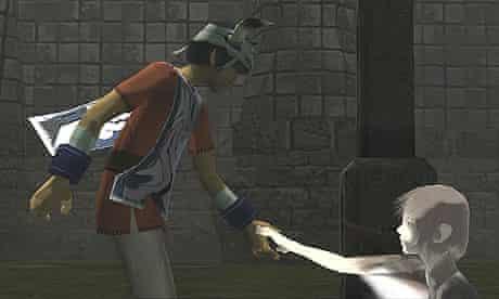 Ico Shadow Colossus