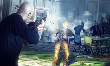 Hitman Absolution Preview Games The Guardian