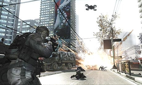 Ghost Recon: Future Soldier – hands-on | Technology | The Guardian