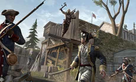 Assassin's Creed 3 – review | Assassin's Creed | The Guardian