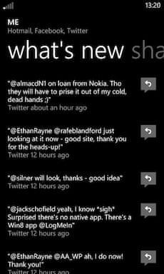 Windows Phone 8 'What's New'