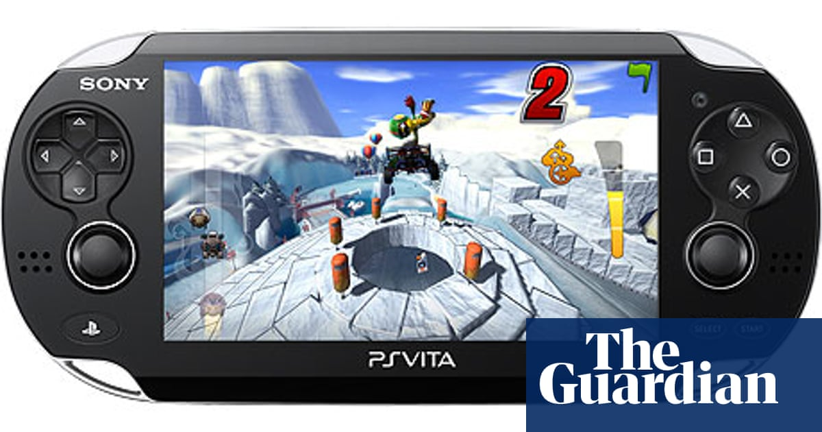 Ps Vita Launch Titles Reviews Games The Guardian