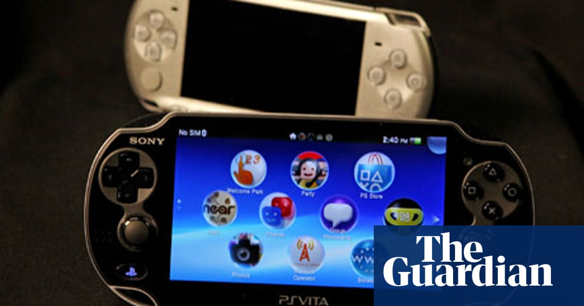 PlayStation Vita – the essential guide | Games | The Guardian